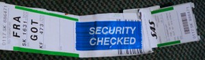 Security Checked