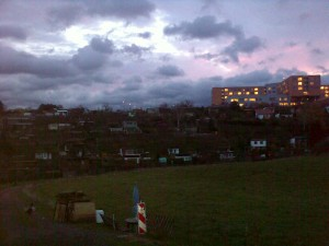 Thomasin asuinaluetta, Nokia E71 hämmästyttää kuvanlaadullaan...